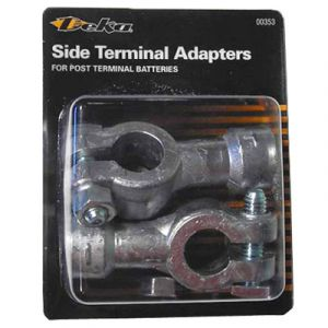 Deka Side-Terminal to Automotive Post | Adapters