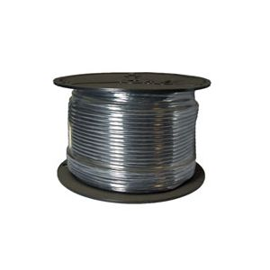 8 Gauge Black Primary Wire   500 Foot Spool   Bee Wire & Cable 108H-7