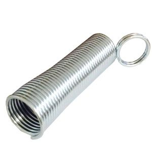 Pollak Plated-Steel Spring Cable Guard | Trailer End