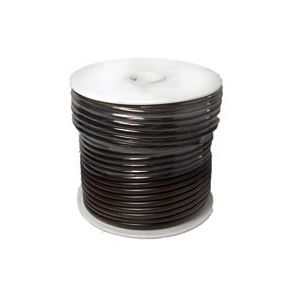 12 Gauge Black Primary Wire | 100 Foot Spool | Bee Wire & Cable 112-7