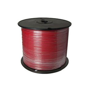 Bee Wire: 12ga Primary Wire - Red - (500 Foot Spool)