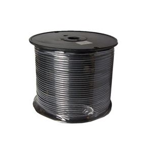 Bee Wire: 12ga Primary Wire - Black - (500 Foot Spool)