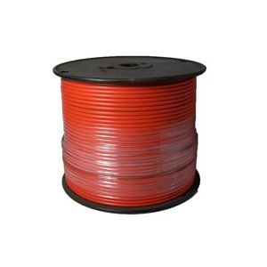 Bee Wire: 12ga Primary Wire - Orange - (500 Foot Spool)