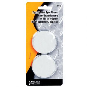 Project Pro 2-Inch Blind Spot Mirror | 2-Pack