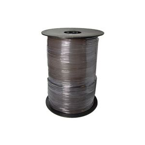 14 Gauge Brown Primary Wire | 1,000 Foot Spool | Bee Wire & Cable 114M-6