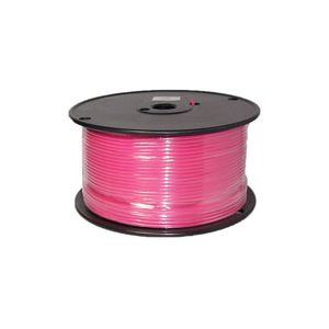 Bee Wire: 16ga Primary Wire - Pink - (500 Foot Spool)