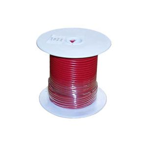 18 Gauge Red Primary Wire   100 Foot Spool   Bee Wire & Cable 118-5