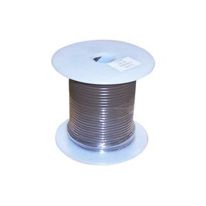 Brown Automotive Primary Copper Wire | 18 Gauge, 100 Feet