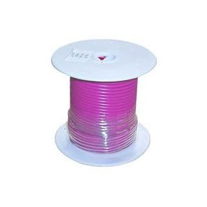 Pink Automotive Primary Copper Wire | 20 Gauge, 100 Feet