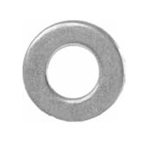 "Bright Zinc Flat Washer | 1/2"" Bolt Size 