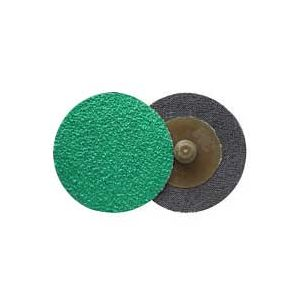 "3M: Green Corps 2"" Roloc Abrasive Disc - 36 Grit"