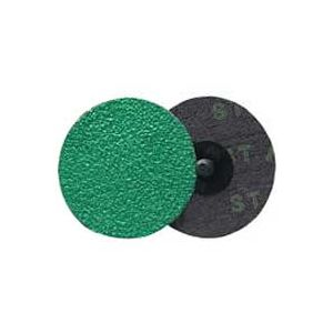 "3M: Green Corps 3"" Roloc Abrasive Disc - 24 Grit"