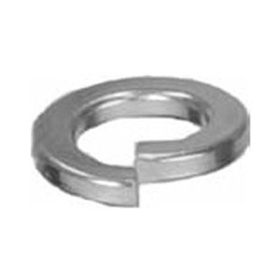 10mm Bright Zinc Metric Lock Washer (50 pack)