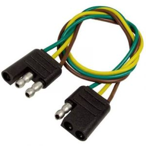 3-Way Trailer Electrical Connector | 12-Inch