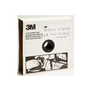 "3M: 20 Yards - 1.5"" Cloth Utility Roll - Grade: 120"