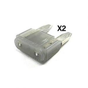 JT&T: 2amp Mini-Fuse 2 pcs (Part# 20300F)
