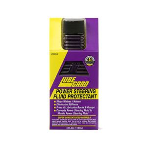 LubeGard: Power Steering Fluid Protectant