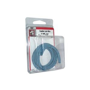 JT&T Light Blue Fusible Link Wire | 12 Gauge, 2 Feet