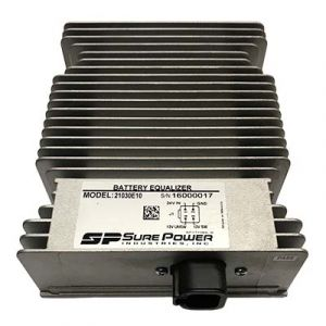 Sure Power: Battery Equalizer (24V∼12V) 30 Amp