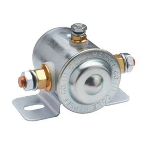 Cole Hersee Intermittent Duty SPST Series Solenoid | 750 Amps