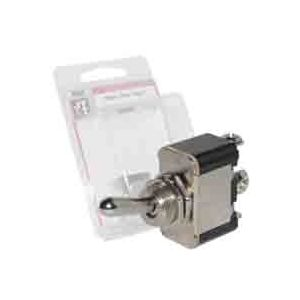 JT&T Heavy-Duty Marine Toggle Switch | On/Off/On | 25 Amp