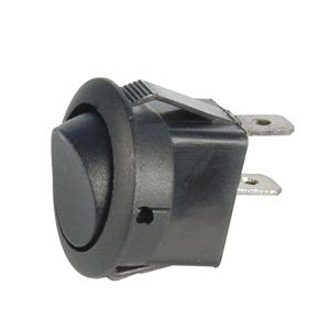 JT&T: Non-Illum. On/Off Round Rocker Switch