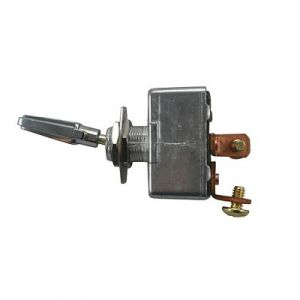 JT&T Heavy Duty All Metal Toggle Switch | 12-Volt, 50-Amp