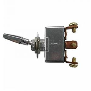 JT&T Heavy Duty All Metal SPDT Toggle Switch | 12-Volt, 50-Amp