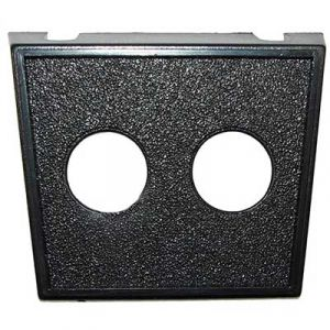 """JT&T: Panel Mount Switch - 2 Round Holes 1/2"""""""