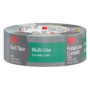 3M General Purpose Duct Tape | 1.88-Inches x 30 Yards