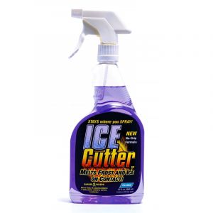 ICE Cutter De-Ice Spray | 32 Ounce