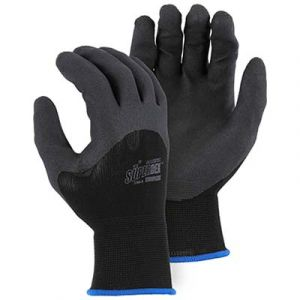 Majestic: SuperDex Hydropellent Palm and Knuckle Dipped Gloves XL