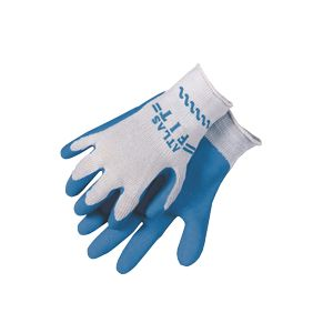 Majestic: Atlas Fit Rubber Palm Dipped Knit Gloves - Pair (X-Large)
