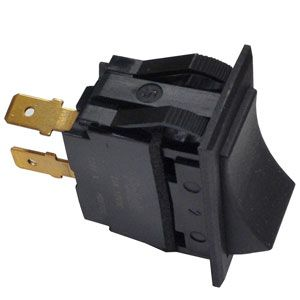 Pollak Rocker Signaling Switch | 12 Volt, 20 Amp