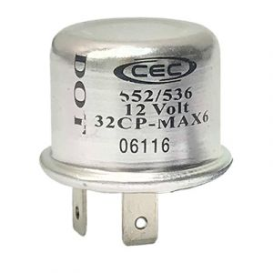 CEC Flasher | 2 Prong | 12-Volt, 12-Amp