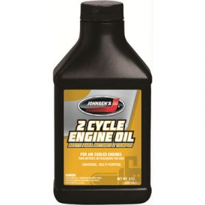 Johnsen's 2-Cycle Engine Oil | 8 Ounce