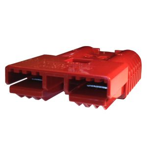 Heavy Duty Anderson Battery Connector Housing - Red