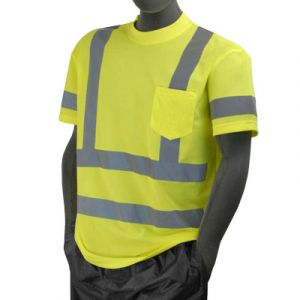 Majestic M-Safe High Visibility Short Sleeve Shirt
