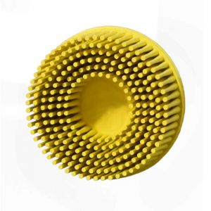 "3M Scotch Brite: 2"" Roloc Bristle Disc - Medium Grade"