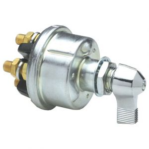 Cole Hersee Double Pole Master Disconnect Switch | 36V, 125A