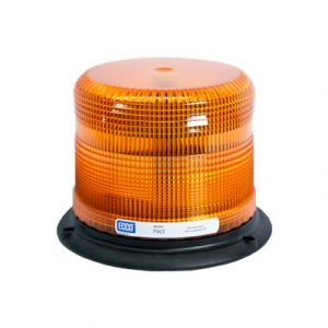 ECCO 7965A : SAE Class I LED Amber Beacon (12-24V)