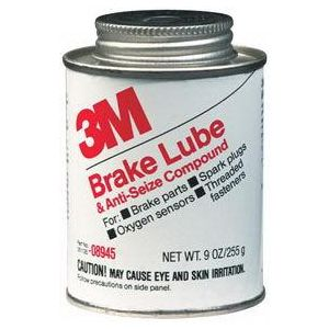 3M: Brake Lube & Compound (8 oz.)