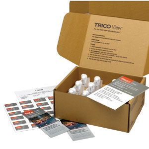 TRICO View Glass Treatment | Professional Kit | 24 Pack