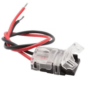 Optronics Snap-On Connector | Wire Leads