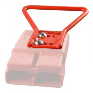 Red Steel Forklift Connector Handle (SB175 & SB350 Only)