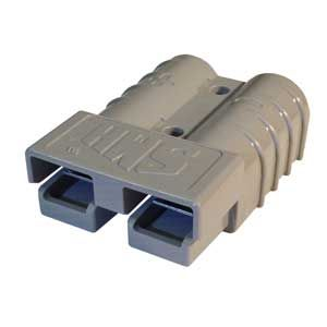 SY50 Gray Battery Connector Housing (50 Amp)