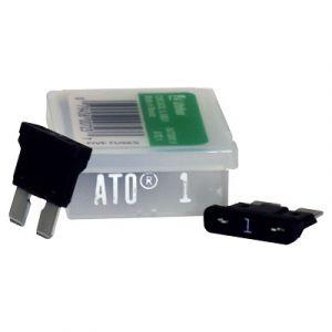 Littelfuse ATO Series Fuse | 1 Amp | 5 Pack