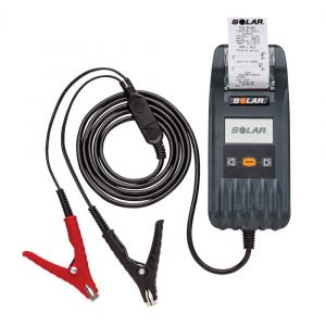 Digital Battery and System Tester with Integrated Printer