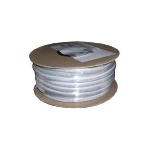 14 Gauge (UL) White Jacketed Primary Wire - (2 Wire) 100'
