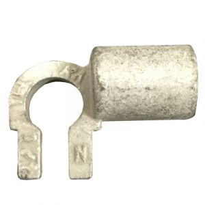 4/0 AWG Left Elbow Battery Terminal : Negative